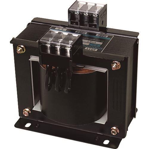 ■JAPPY 単相降圧トランス 単相複巻 ケース無し  500VA           〔品番:WTP-500AJB〕[TR-1293679]