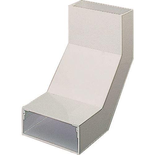 新発売 ?マサル エルダクト付属品 外大マガリ 3030型 ホワイト 〔品番:LDS2352〕[TR-1303363]:ファーストFACTORY  -木材・建築資材・設備
