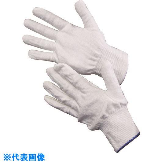 ■アトム 13G ツヌーガ手袋 ガラス繊維入り S 10双入 〔品番:HG-231-S〕[TR-1311235×10]