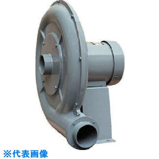 ■淀川電機 IE3モータ搭載耐熱強力高圧ターボ型電動送風機 60Hz〔品番:TKDH5TL〕[TR-1317043 ]【送料別途お見積り】