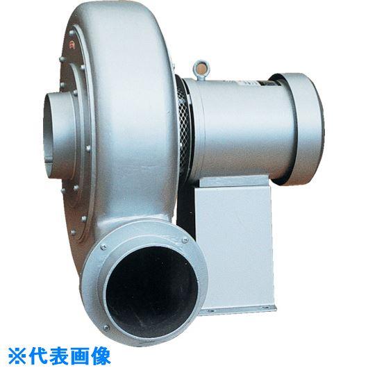 ■淀川電機 耐熱プレート型電動送風機〔品番:TN2.5〕[TR-1317047 ]【送料別途お見積り】