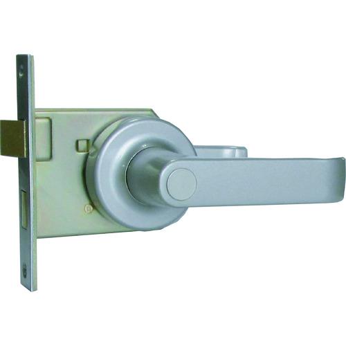 ■AGENT LF-640 レバーハンドル取替錠 B/S64 空錠   〔品番:AGLF640KUO〕[TR-1317991]
