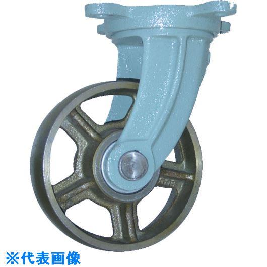 ■ヨドノ 鋳物車輪自在車付きベアリング入 250Φ〔品番:CB-G250〕[TR-1318716]