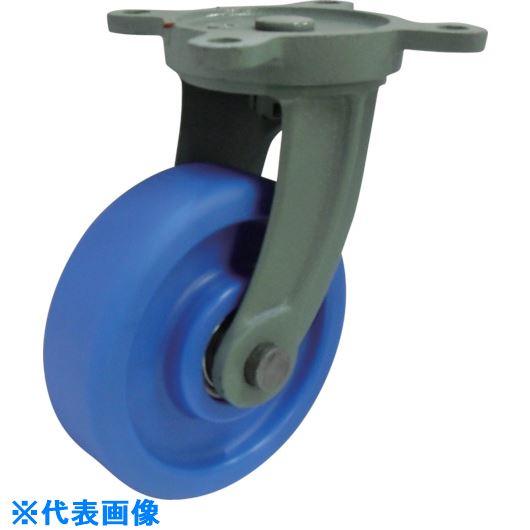 超話題新作 ?ヨドノ MCナイロン車輪(ベアリング入)FCD自在金具付 〔品番:MCVB-FCDG250〕[TR-1318751]:ファーストFACTORY  -DIY・工具