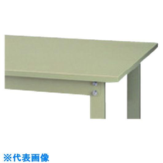 ■ヤマテック ワークテーブル300シリーズ 高さ調整タイプ〔品番:SWSAH-1560-GG〕[TR-1322912]【個人宅配送不可】