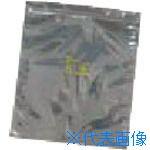 ■SCS 静電気シールドバッグ ジップタイプ 203X305mm  (100枚入)〔品番:300812〕[TR-1323549]