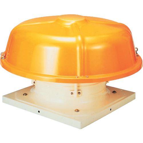 ■スイデン 屋上換気扇(屋上扇ルーフファン)低騒音型ハネ60cm〔品番:SRF-R60FL〕[TR-1325132]【個人宅配送不可】