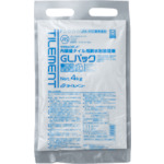 ■TILEMENT タイル用接着剤 GLパック 4kg《4個入》〔品番:30200040〕[TR-1325917×4]