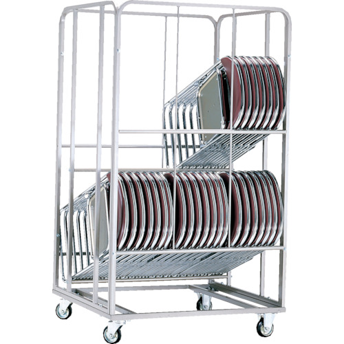■ノーリツ 折りたたみ椅子用台車〔品番:TCW-36S〕[TR-1333168 ]【送料別途お見積り】