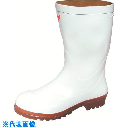 ■SHIBATA 安全スーパークリーン長靴7型(白) 29.0  〔品番:SB513-29.0〕[TR-1345928]