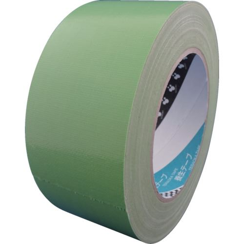 ■TERAOKA 養生用布テープ NO.148A NP 若葉 25mmX25M《60巻入》〔品番:148A〕[TR-1347006×60]