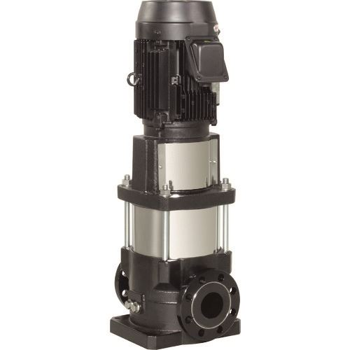 ■エバラ EVM型ステンレス製立型多段ポンプ 50HZ 口径100MM〔品番:100EVMG6530E〕[TR-1347098]【大型・重量物・個人宅配送不可】