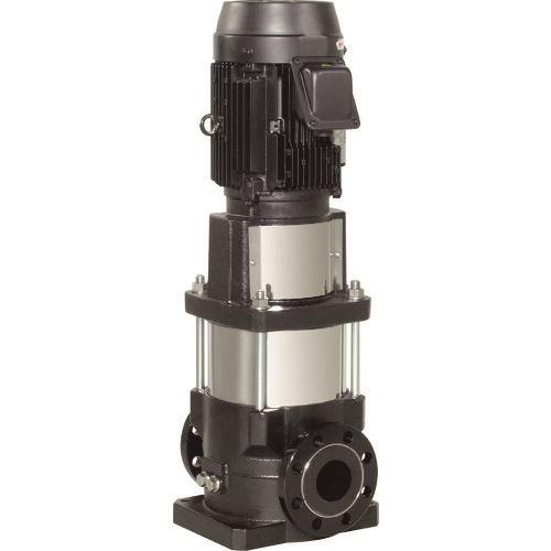 ■エバラ EVM型ステンレス製立型多段ポンプ 50HZ 口径65MM〔品番:65EVMG355.5E〕[TR-1347120][送料別途見積り][法人・事業所限定][外直送]