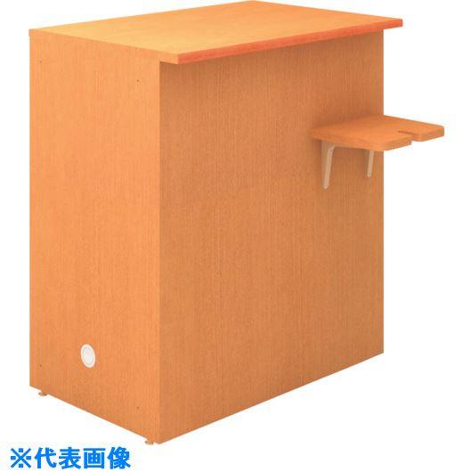 ■中日 DP溝付補助テーブルセットA W60XD21cm〔品番:56992〕[TR-1350305 ]【送料別途お見積り】
