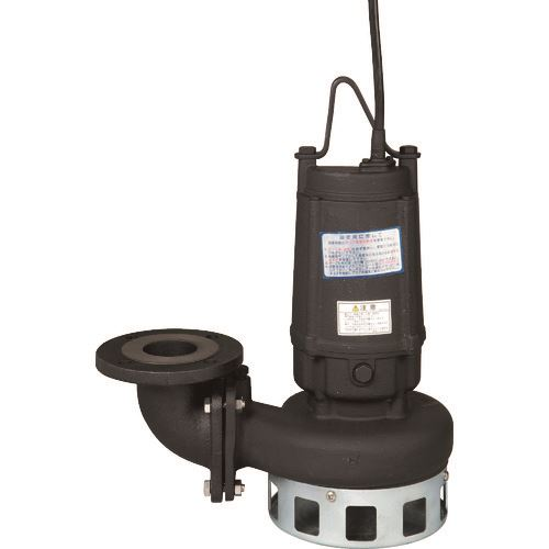 【楽天スーパーセール】 ?エバラ 50HZ 口径80MM〔品番:80DN53.7〕[TR-1353351]【大型・重量物・個人宅配送】:ファーストFACTORY DN型雑排水用水中ポンプ-DIY・工具