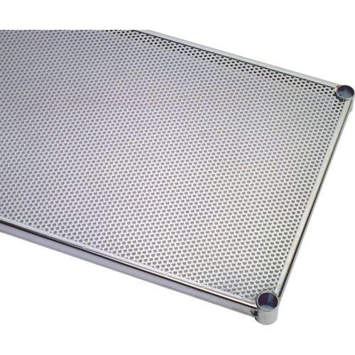■キャニオン パンチング棚板〔品番:SUSP610X1070〕[TR-1354714]【大型・重量物・個人宅配送不可】