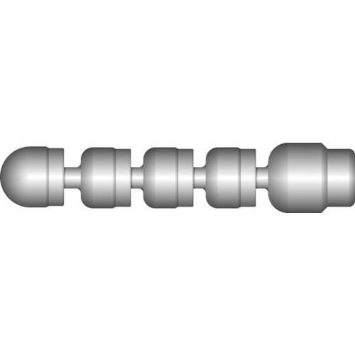 ■アサダ 1/4スズランノズルM型〔品番:HD08054〕[TR-1356975]