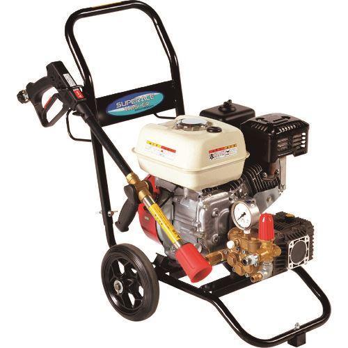 ■スーパー工業 エンジン式高圧洗浄機SEC-3007-2N〔品番:SEC-3007-2N〕[TR-1358722]【個人宅配送不可】