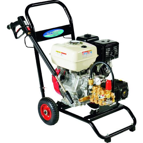 ■スーパー工業 エンジン式高圧洗浄機SEC-1616-2N  〔品番:SEC-1616-2N〕[TR-1358728]