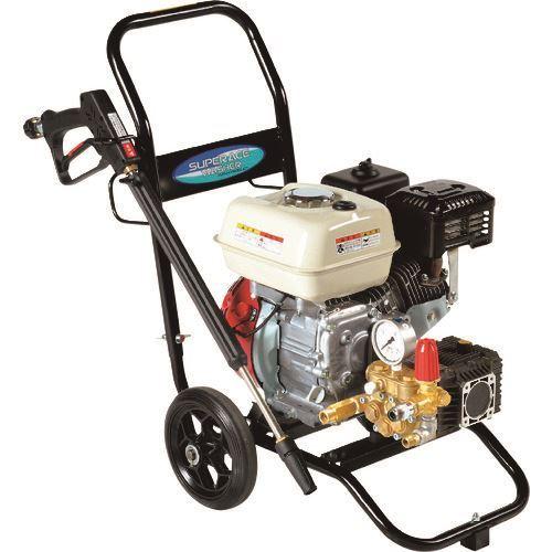 ■スーパー工業 エンジン式高圧洗浄機SEC-1310-2N〔品番:SEC-1310-2N〕[TR-1358733]【個人宅配送不可】