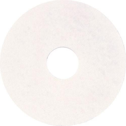 ■アマノ フロアパッド22 白《5枚入》〔品番:HGT-310200〕[TR-1361651]