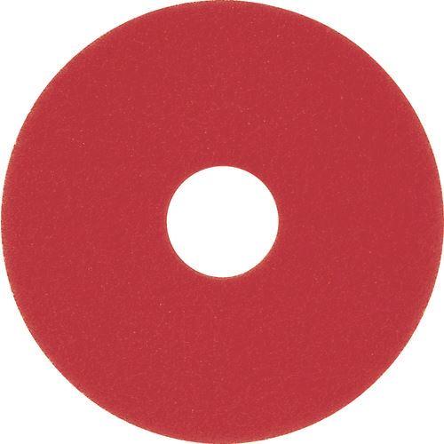 ■アマノ フロアパッド22 赤《5枚入》〔品番:HGT-310100〕[TR-1361657]