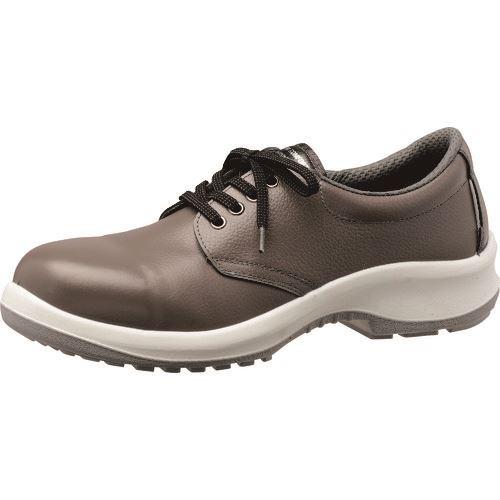 ■ミドリ安全 安全靴 プレミアムコンフォートシリーズ PRM210 グレイ 28.0CM  〔品番:PRM210-GY-28.0〕[TR-1362688]
