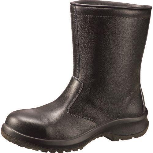 ■ミドリ安全 安全靴 半長靴 プレミアムコンフォートシリーズ PRM240 24.5CM〔品番:PRM240-24.5〕[TR-1362697]