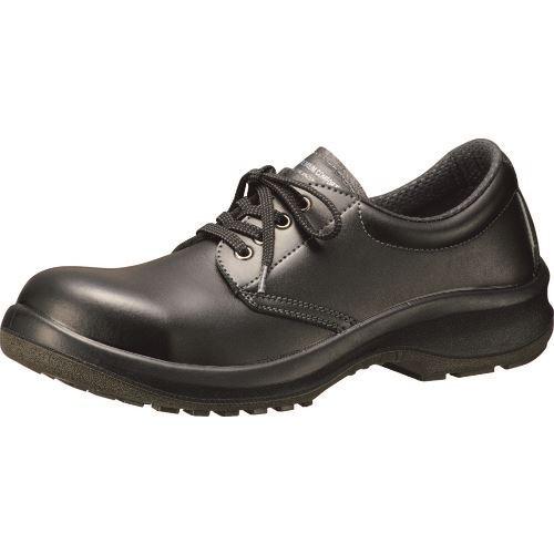 ■ミドリ安全 耐油・耐薬品仕様安全靴 プレミアムコンフォートシリーズ PRM210NT ブラック 23.5CM  〔品番:PRM210NT-BK-23.5〕[TR-1362743]