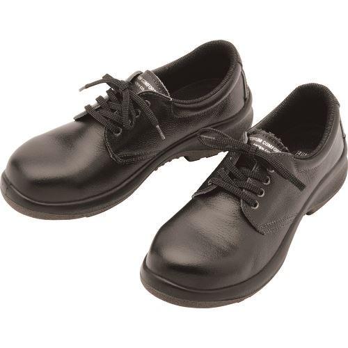 ■ミドリ安全 安全靴 プレミアムコンフォートシリーズ PRM210 4E 24.0CM  〔品番:PRM210-BK-4E-24.0〕[TR-1364255]
