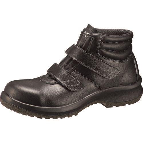■ミドリ安全 中編上マジックタイプ安全靴 プレミアムコンフォートシリーズ PRM225 26.0CM  〔品番:PRM225-26.0〕[TR-1364351]