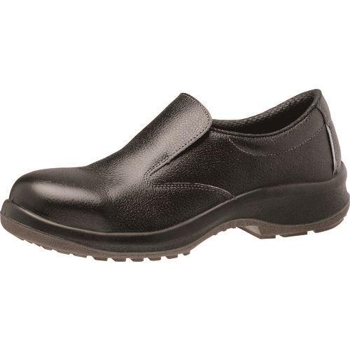 ■ミドリ安全 スリッポンタイプ安全靴 プレミアムコンフォートシリーズ PRM200 ブラック 27.0CM  〔品番:PRM200-BK-27.0〕[TR-1364361]