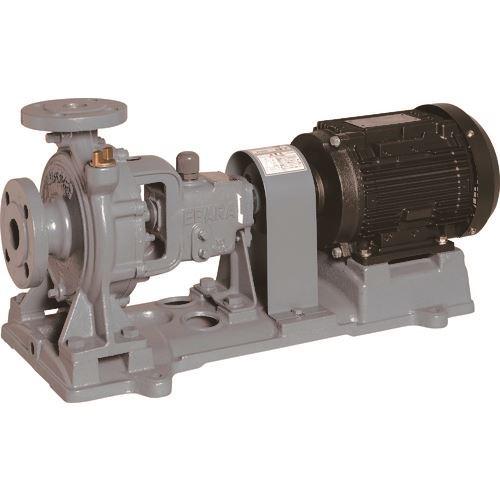 ■エバラ FSW型片吸込渦巻ポンプ 60Hz 口径125mm 出力45kW〔品番:125X100FSW4L645B〕[TR-1365952]【重量物・個人宅配送不可】
