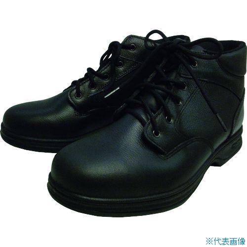 ■日進 JIS規格安全靴ミドルカット  〔品番:V9100-28.0〕[TR-1374244]