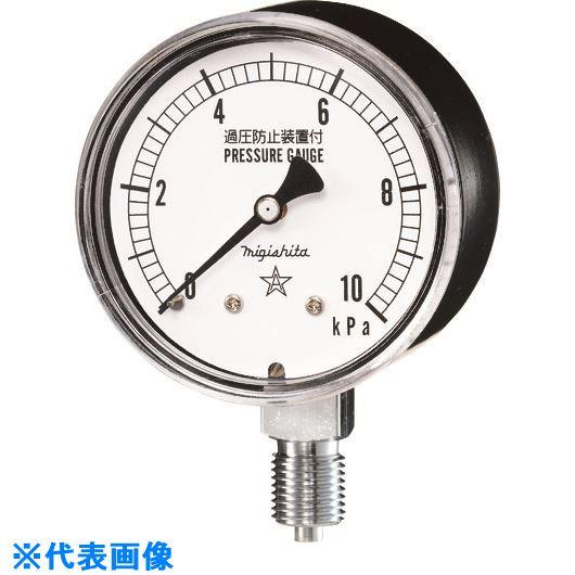 ■右下 微圧計 圧力レンジ0~50KPA 接続部サイズG1/4B  〔品番:CA211-111-50KPA〕外直送[TR-1375029]