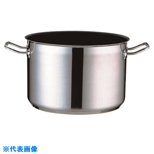 ■TKG PRO(プロ)エクスカリバー 半寸胴鍋(蓋無)28CM  〔品番:AHV6528〕[TR-1378399]