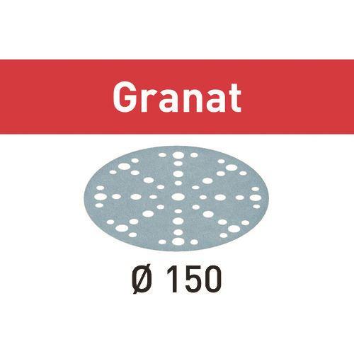 ■FESTOOL サンドペーパー GR D150 P40 50枚入り  〔品番:575160〕[TR-1379749]