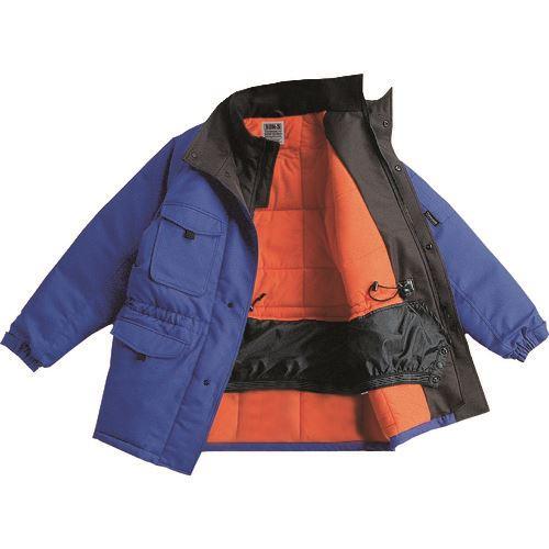 ■サンエス ■サンエス 冷蔵庫用防寒コート ブルー色 LLサイズ〔品番:BO8000-4-LL〕[TR-1387161 ] ブルー色【個人宅配送不可】, サイズが豊富なスーツドレス TSC:d3f162d5 --- officewill.xsrv.jp