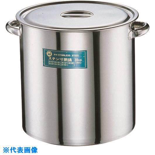 ■TKG SA18-8 寸胴鍋(目盛付) 30CM  〔品番:AZV11030〕[TR-1389480]