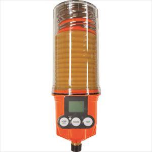 ■パルサールブ M500ccモーター式自動給油機(リチウム電池)高速用グリス〔品番:M502/PL3〕[TR-1397067]