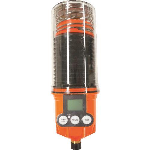 ■パルサールブ M500ccモーター式自動給油機(リチウム電池)高荷重用グリス〔品番:M502/PL2〕[TR-1397068]