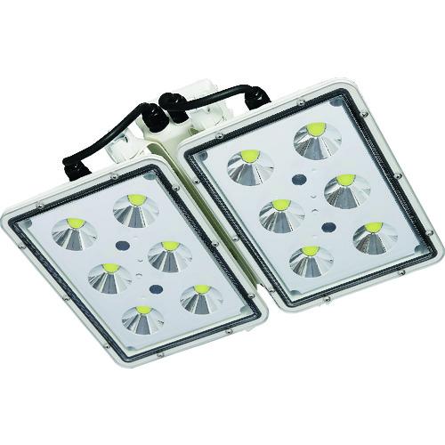 ■IRIS 高天井用LED照明 キャノピーライト 15000LM 90度  〔品番:IRLDCPY115N2-M-W〕[TR-1397660]