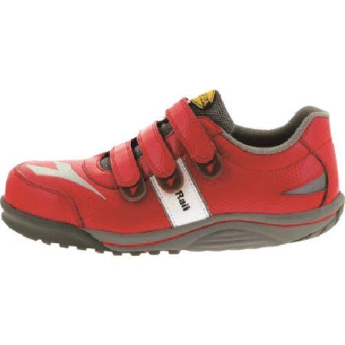 ■タスコ 安全作業靴 26.0CM 赤〔品番:TA963SC-26.0〕[TR-1430964]【個人宅配送不可】