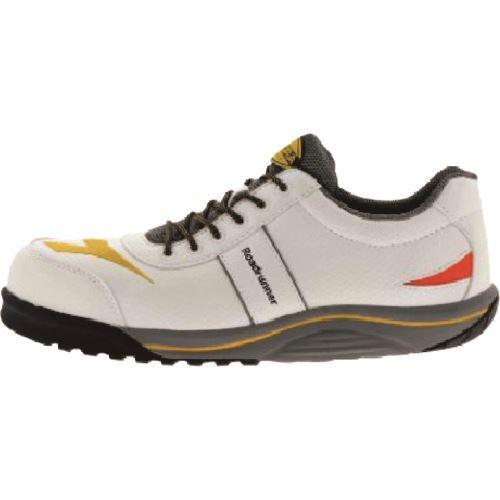 ■タスコ 安全作業靴 25.5CM 白〔品番:TA963WR-25.5〕[TR-1432553]【個人宅配送不可】