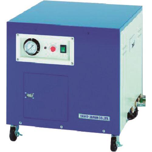 ■タスコ 高圧ポンプユニット〔品番:TA180E〕[TR-1432571]【個人宅配送不可】