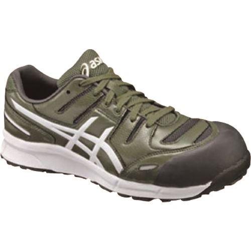 ■タスコ 安全作業靴 27.5CM 緑〔品番:TA963GG-27.5〕[TR-1434147]【個人宅配送不可】