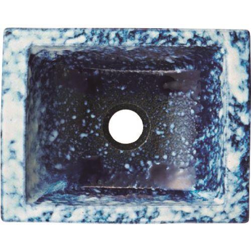 ■SANEI 手洗器 信楽焼 利楽シリーズ  〔品番:HW20231-016〕[TR-1438643]