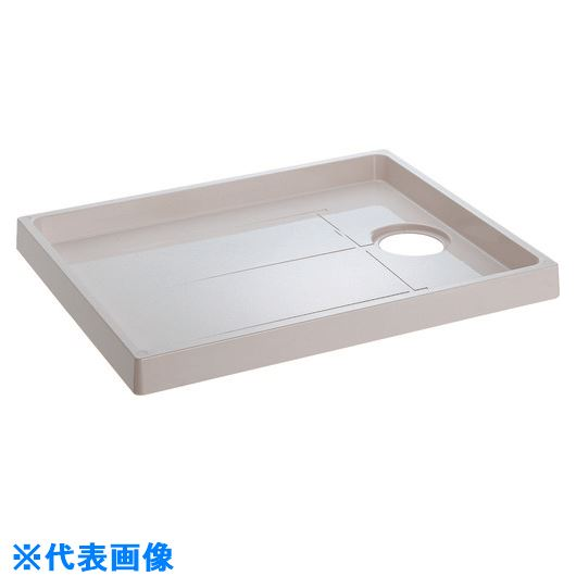 ■SANEI 洗濯機パン〔品番:H541-800L〕[TR-1441821]