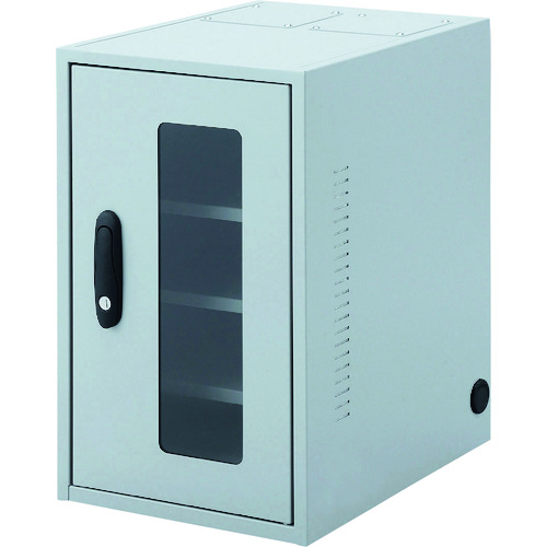 ■SANWA 防塵収納ボックス  〔品番:MR-FAKBOX300〕直送元[TR-1442401]【個人宅配送不可】
