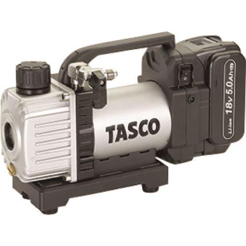 ■タスコ 省電力型ウルトラミニ充電式真空ポンプ〔品番:TA150ZPC〕[TR-1444889]